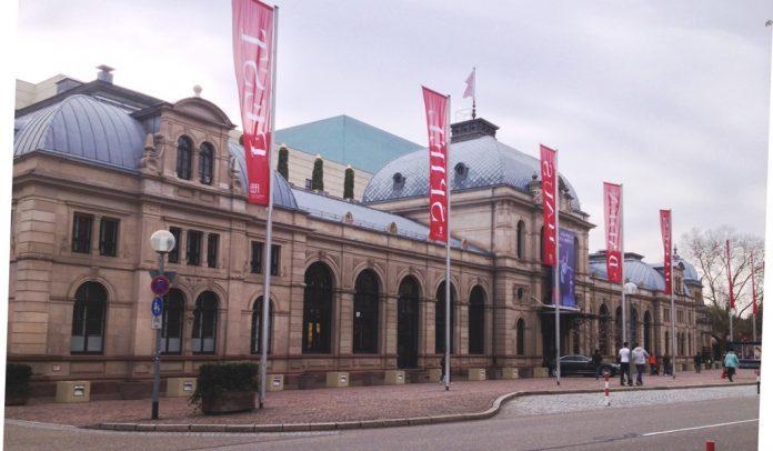 Baden Baden Festspielhaus Baden