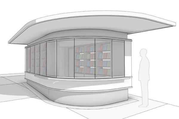neuer leo kiosk so teuer wie ein einfamilienhaus leo. Black Bedroom Furniture Sets. Home Design Ideas